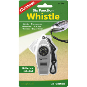 Coghlans Whistle 6 Functions